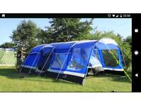 Hi gear tent 6/10 man tent with portch