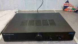 Cambridge audio topaz am1 amplifier