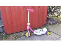 Minnie Mouse Kids scooter