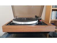 Vintage Garrard SP25 MkV Turntable / Record Player Teak