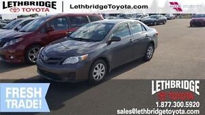 2012 Toyota Corolla HEATED SEATS! BLUETOOTH! EXT WTY!