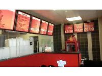 hot food business for sale
