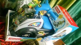 Brand new toy variety