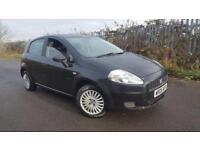 2006 Fiat Grande Punto 1.2 Active 5dr Hatchback * FULL 12 MONTHS MOT * LOW MILEAGE 89,000 *