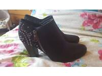 Ancle Boots Size 5 (38)