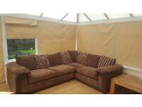 Dfs corner sofa £200 ono