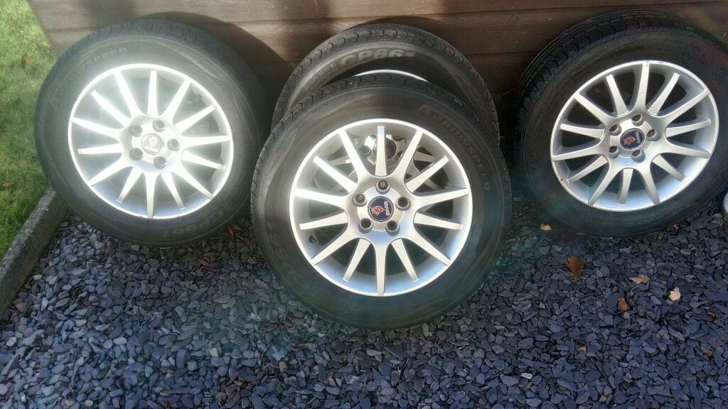 16 inch wheels with good tyres