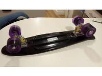"Skateboard 22"" X 6"" - Retro Cruiser Plastic"