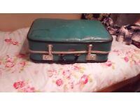 Vintage suitcase by revelation medium