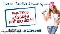 Kamloops Interior Painting Projects