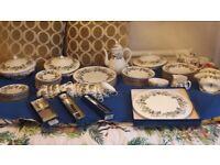 Royal Worcester Dinnerware
