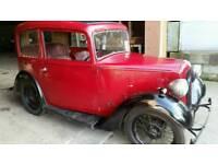 Austin 7 ruby mc 1