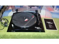 ION Profile Pro USB Turntable with input