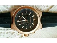 Michael Kors rosegold watch
