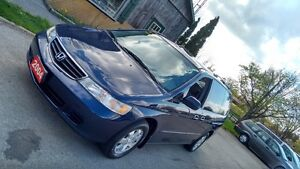 2004 Honda Odyssey 2 Year Warranty Included EX-L, Pwr Doors, DVD Cambridge Kitchener Area image 10