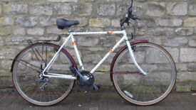 Gents Raleigh Pionnier, good condition 21inch