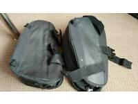 Side back pack