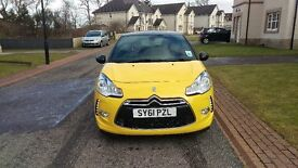 Citroen DS3 1.6D Good Condition with Low Mileage