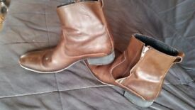Boots ALL SAINTS paid 220£ only 19£!!! size 42 good condition