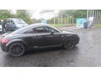 Audi tt 03 plate turbo 180 needs tlc bargain