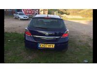 2007 Vauxhall Astra 1.7 diesel tdi