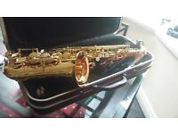 Alto Saxophone (Elkhart Deluxe) - Mint Condition & never used
