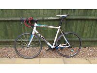 Cube peloton race road bike
