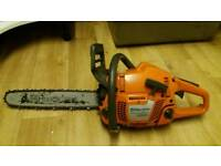 Husqvarna 346xp chainsaw