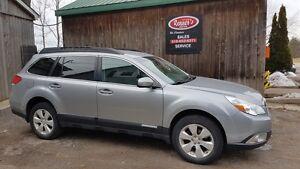 2010 Subaru Outback Premium, AWD, Automatic, PaddleShift, JUST A