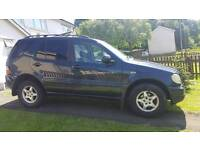 Ml270 auto diesel 4x4 not bmw range rover discovery