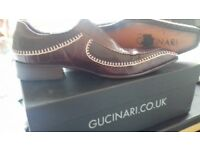 Gucinari mens designer shoes
