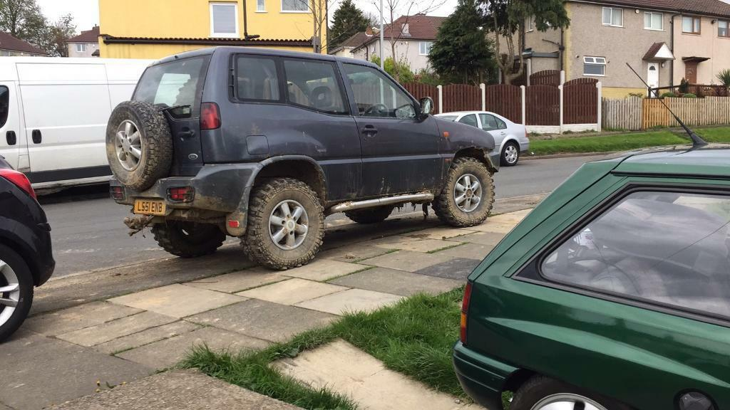 ford maverick 2 7 turbo diesel 4x4 on off roader in bradford west yorkshire gumtree. Black Bedroom Furniture Sets. Home Design Ideas