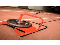 Weight training speed sled NEW