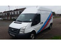 Ford transit 2.2 diesel 6 speed manual 11 months mot 150k service history superb conditions