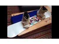 FORUM snowboard (146), boots Uk 5, bindings and bag