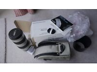 Canon 70-200 f2.8 IS Lens - boxed with case, lens hood, caps etc. Great condition