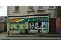 Daytoday shop for sale cowdenbeath