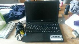 Acer laptop..