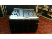 Flight case for dj/bands