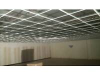 Suspended ceilings installed at a fair price