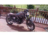 Honda cb450 cafe racer / brat bike (Deposit taken)