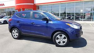 2013 Hyundai Tucson GL| ACCIDENT FREE| ONE OWNER| BLUETOOTH