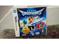 Spectobes Nintendo ds game
