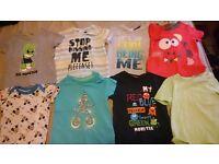 9 - 12 month boys bundle (part 2) 35 items