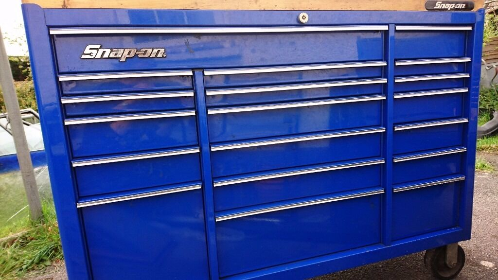 snap on toolbox heritage series kra | in newton abbot, devon | gumtree