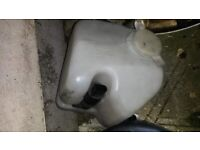 CALLS ONLY BMW E36 328I WINDSCREEN WASHER BOTTLE AND PUMP OEM