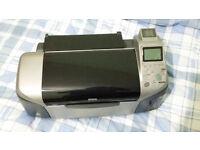 Epson Stylus Photo R320 - A4 Colour Printer & Disc Printer