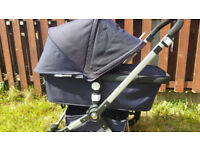 Special Edition Navy Bugaboo Cameleon 3 Pram & Pushchair