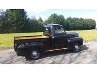 Ford f1 pickup truck 1948