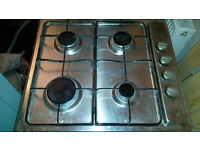 Belling Gas Hob. Stainless Steel. 58cm